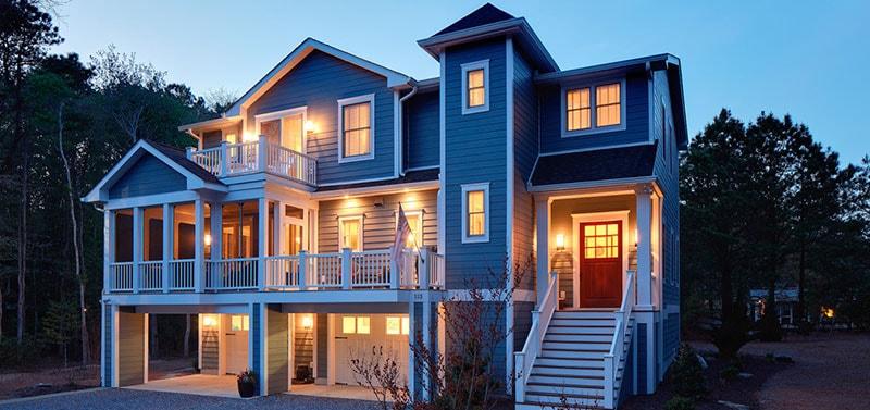 Residential Exterior Siding and Trim 2
