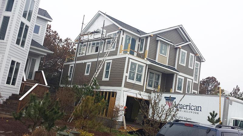 Residential Exterior Siding and Trim 4