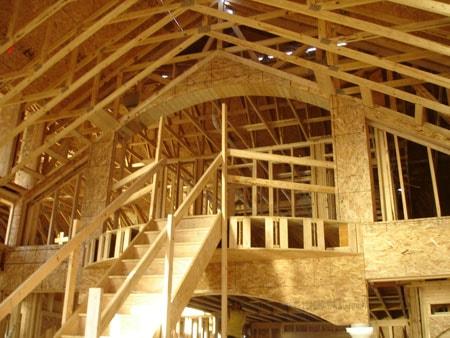 Residential Framing 8